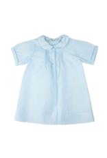 Feltman Brothers Blue Newborn Folded Daygown