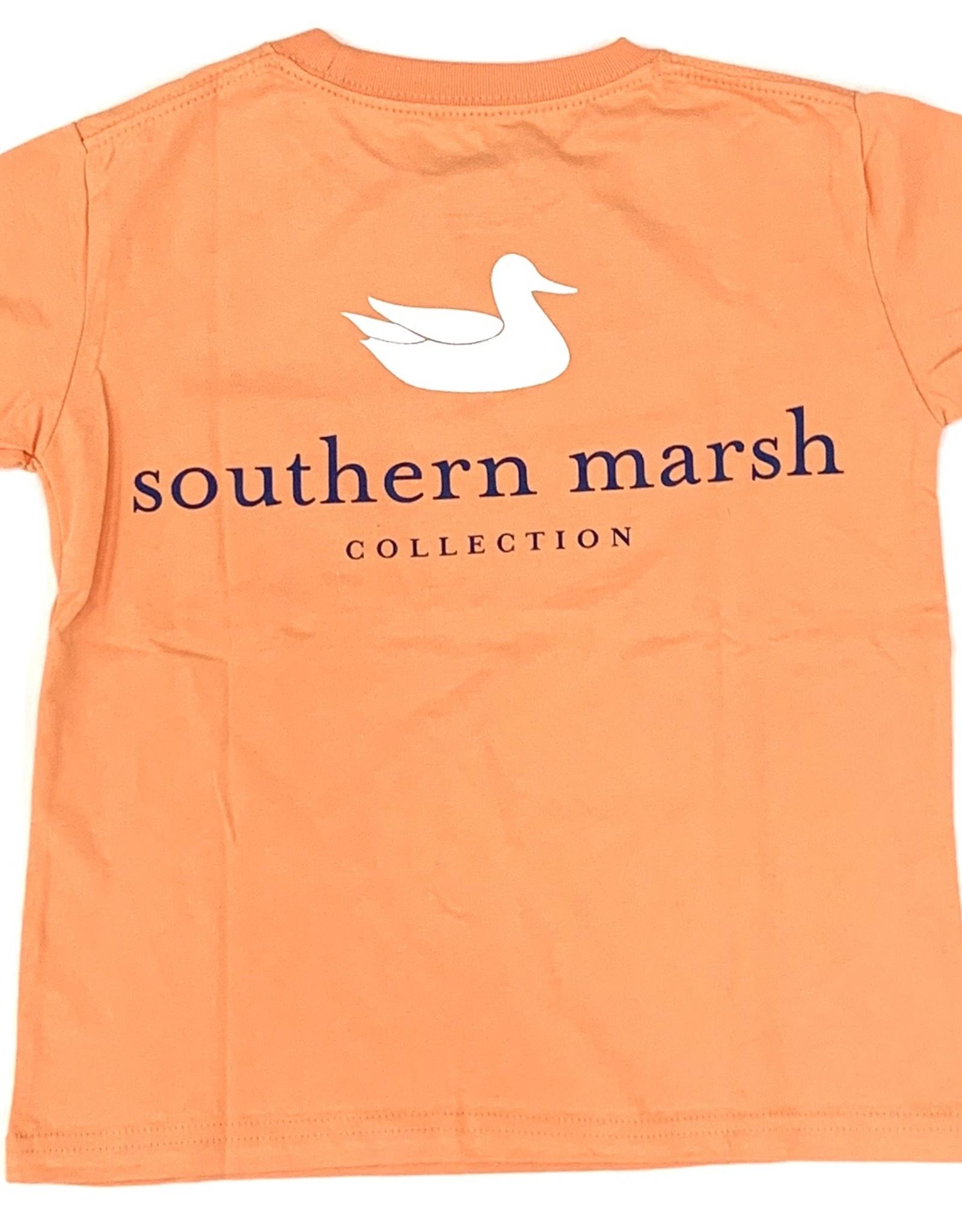Southern Marsh Melon Logo Tee
