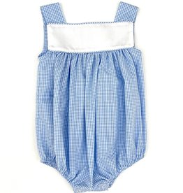 Auraluz Sun Bubble Blue Check