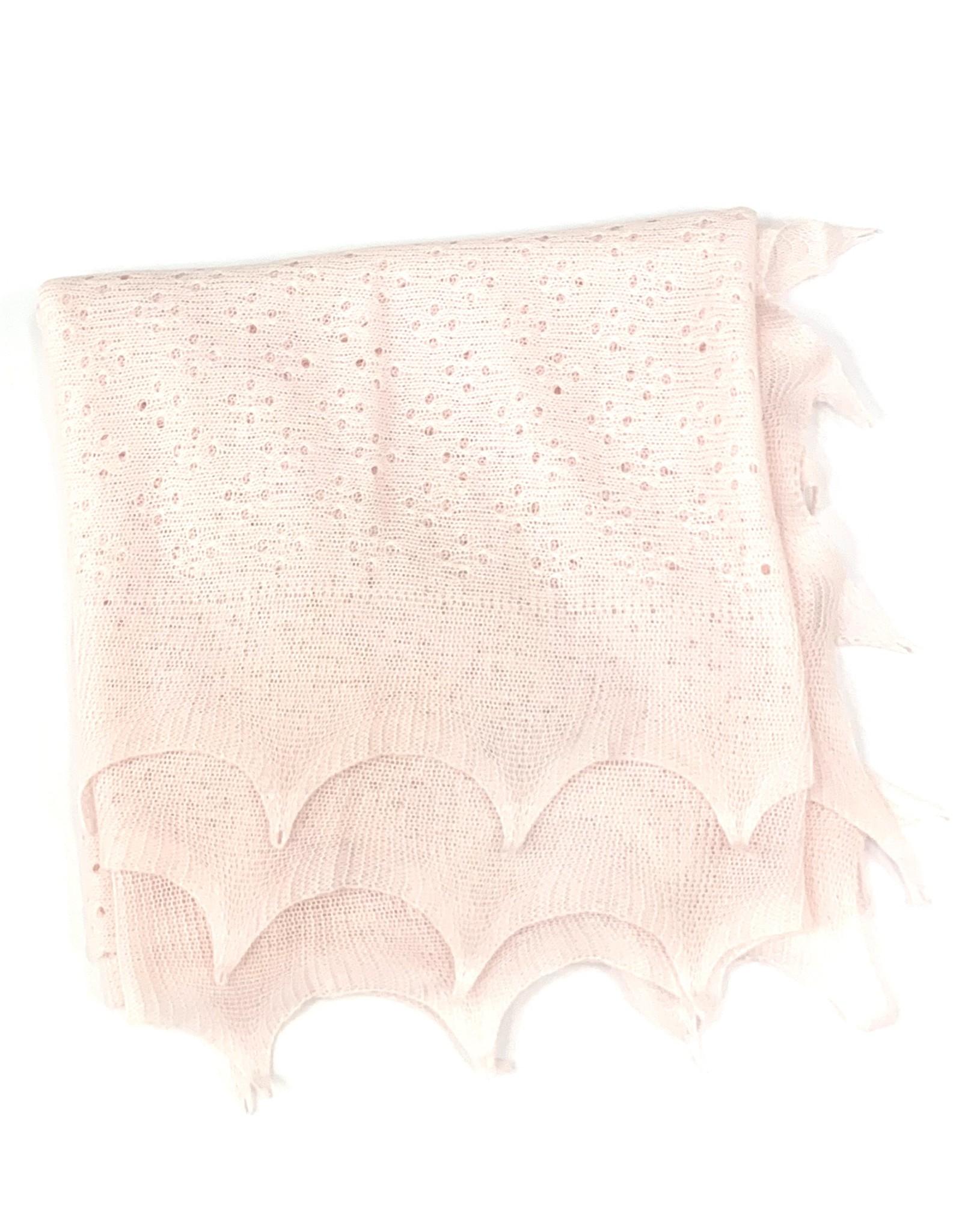 Sarah Louise Woven Baby Blanket