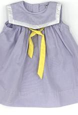 Little Louanne Purple Sailor Dress