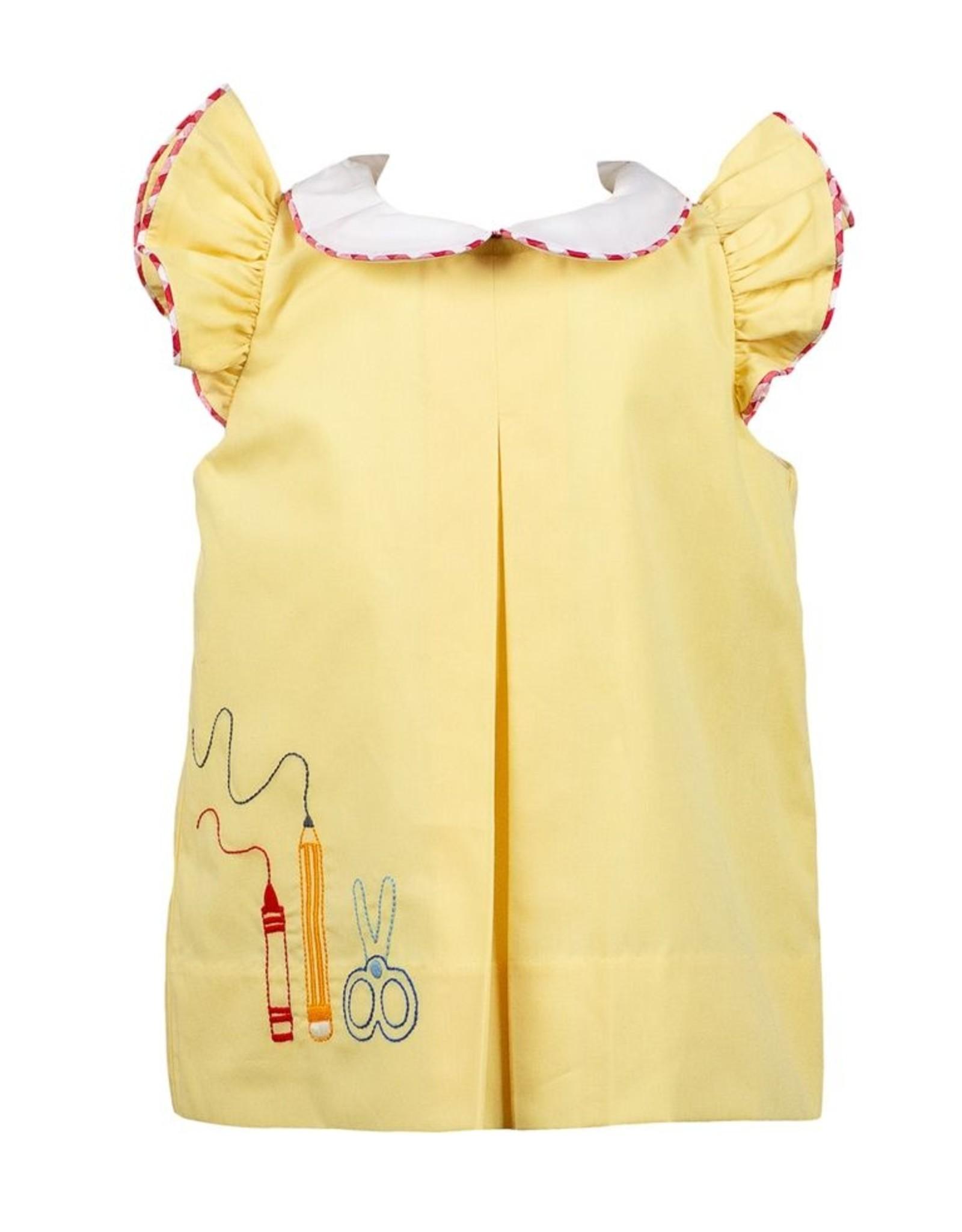The Proper Peony Polly Pencil Dress