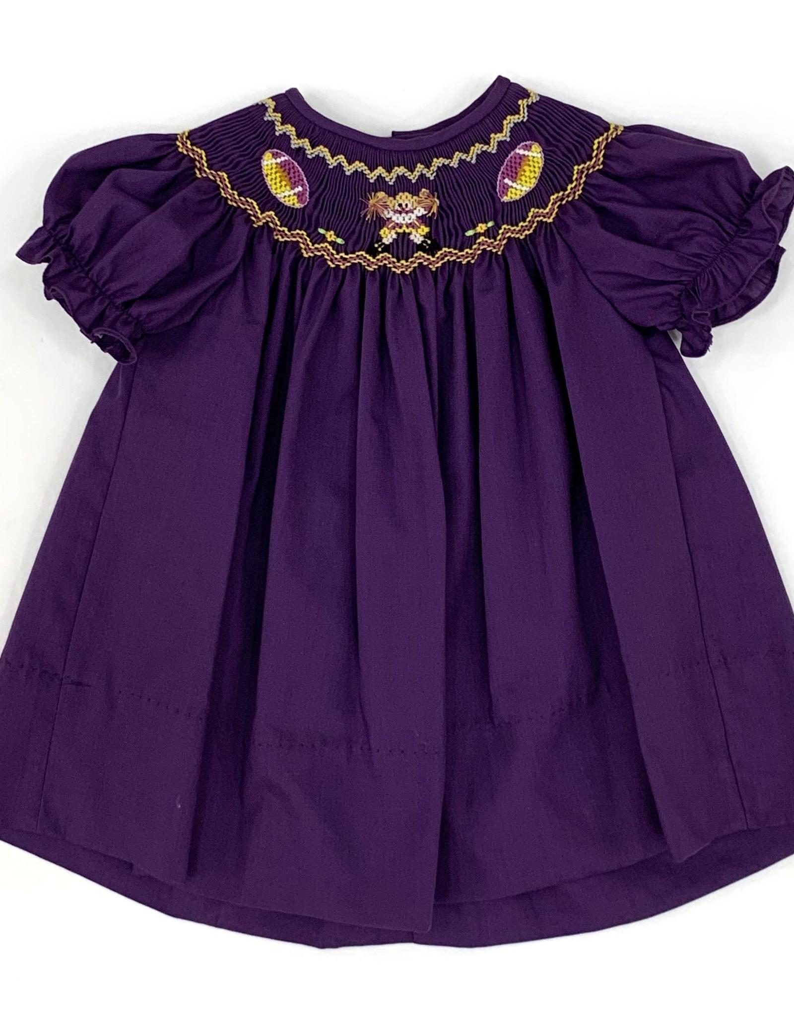 Rosalina Cheerleader Bishop Dress
