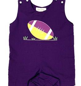Rosalina Purple Football Romper