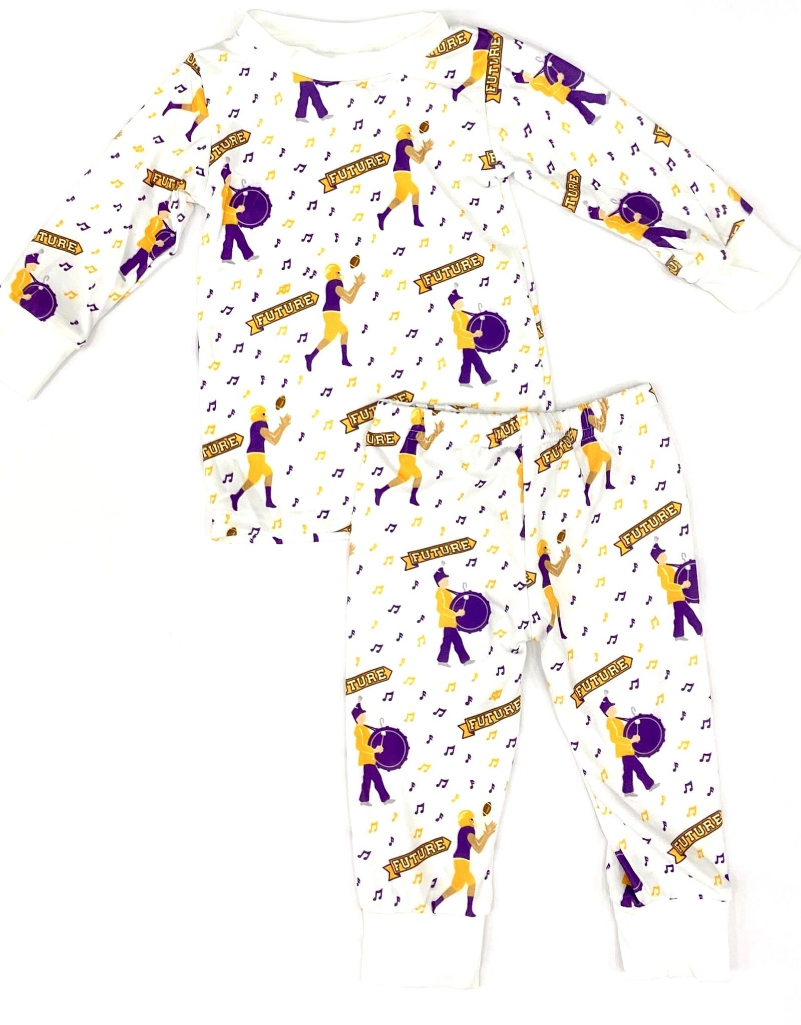 Little Louanne Future Tiger Loungewear