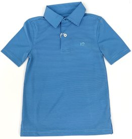 Southern Tide Driver Stripe Performance Polo