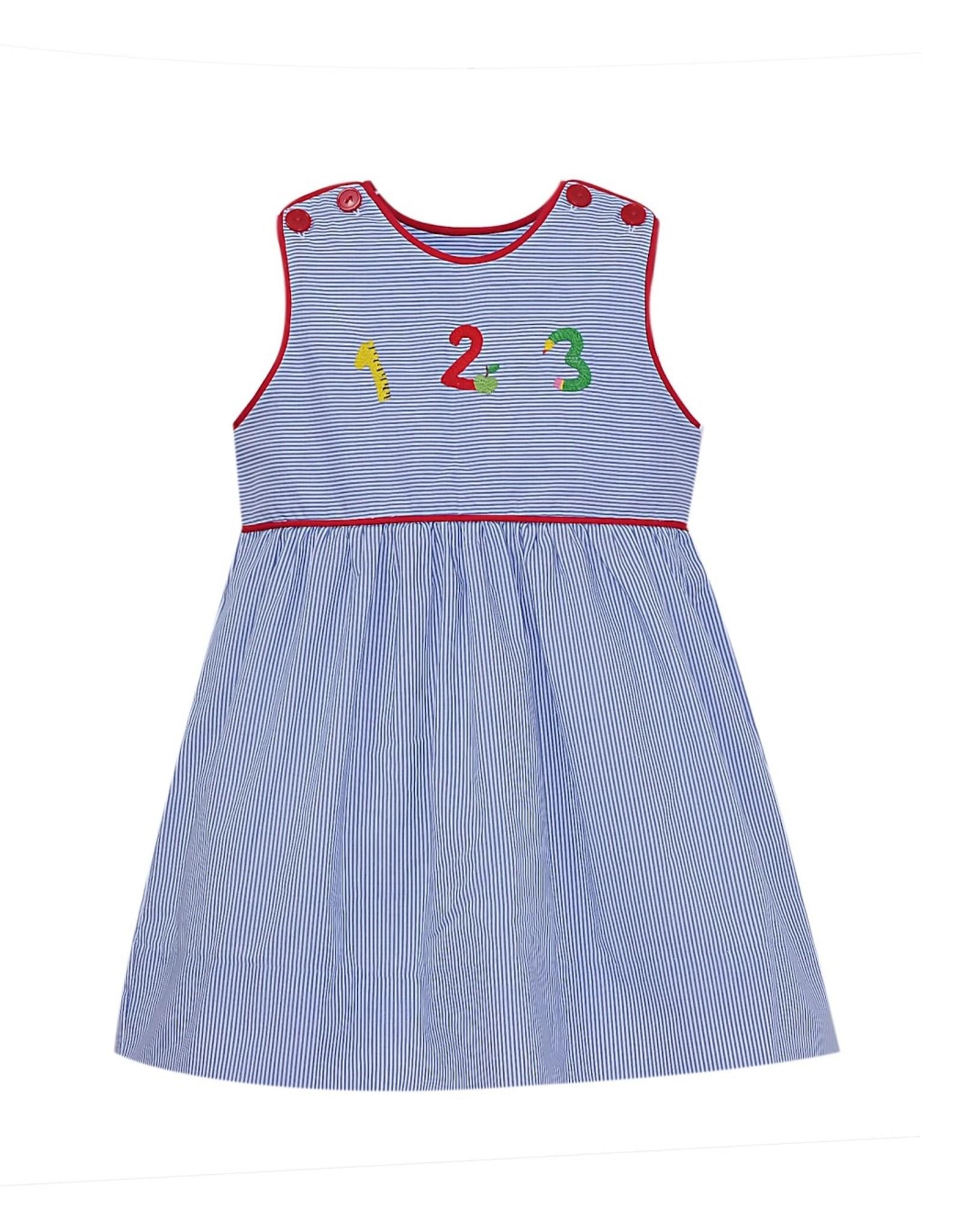 LullabySet School Days 123 Jumper