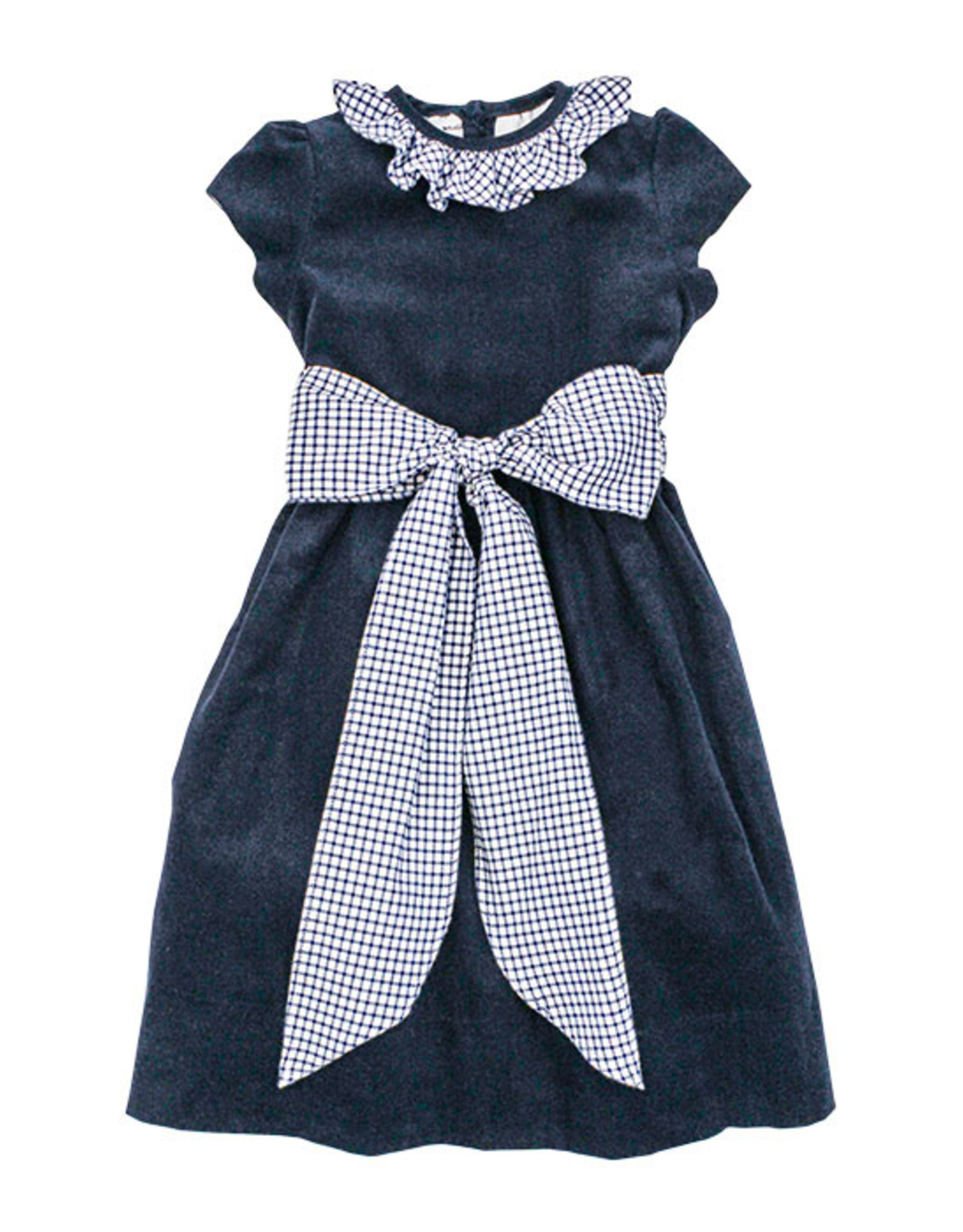 The Bailey Boys Sunday Best Empire Dress