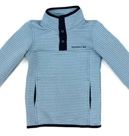 Properly Tied Townes Pullover Winter Blue