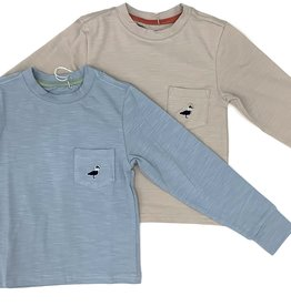 Properly Tied Long Sleeve Shore Tee