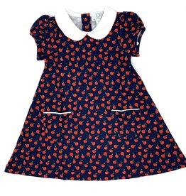 The Proper Peony Archer Apple Aline Dress