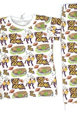 Velvet Fawn Tiger Land Pajamas