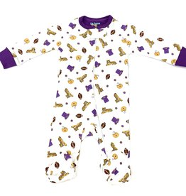 Lulu Bebe LLC LSU Footie