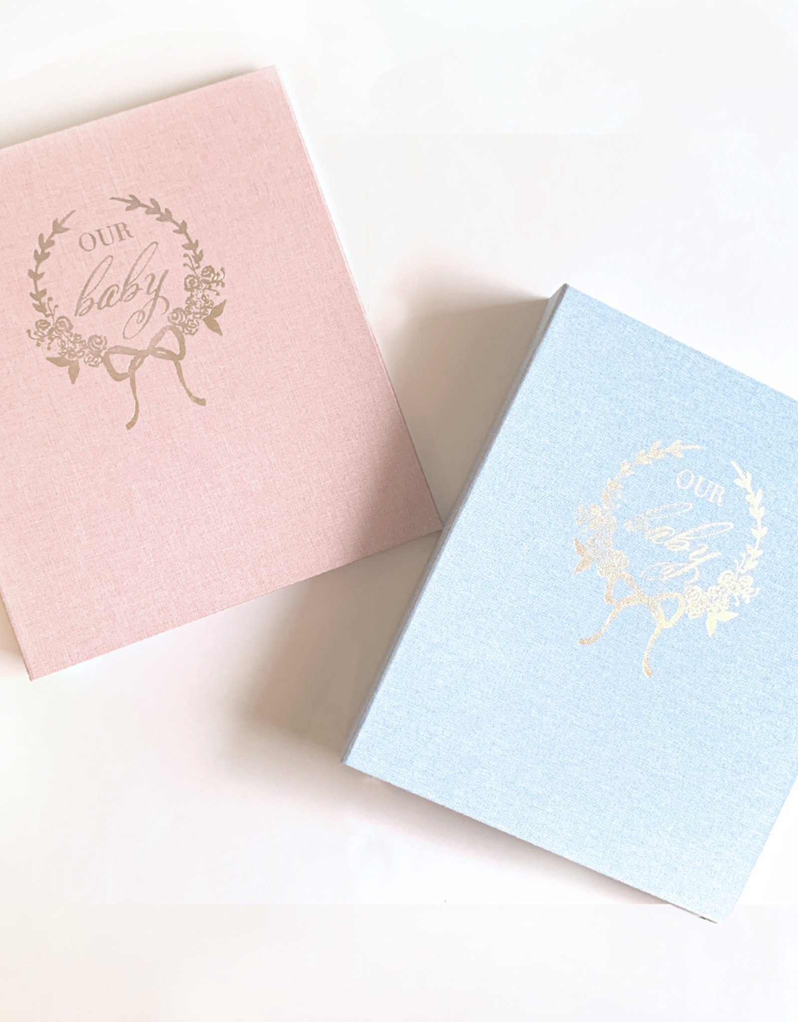 """Over The Moon """"Our Baby"""" Memory Book"""