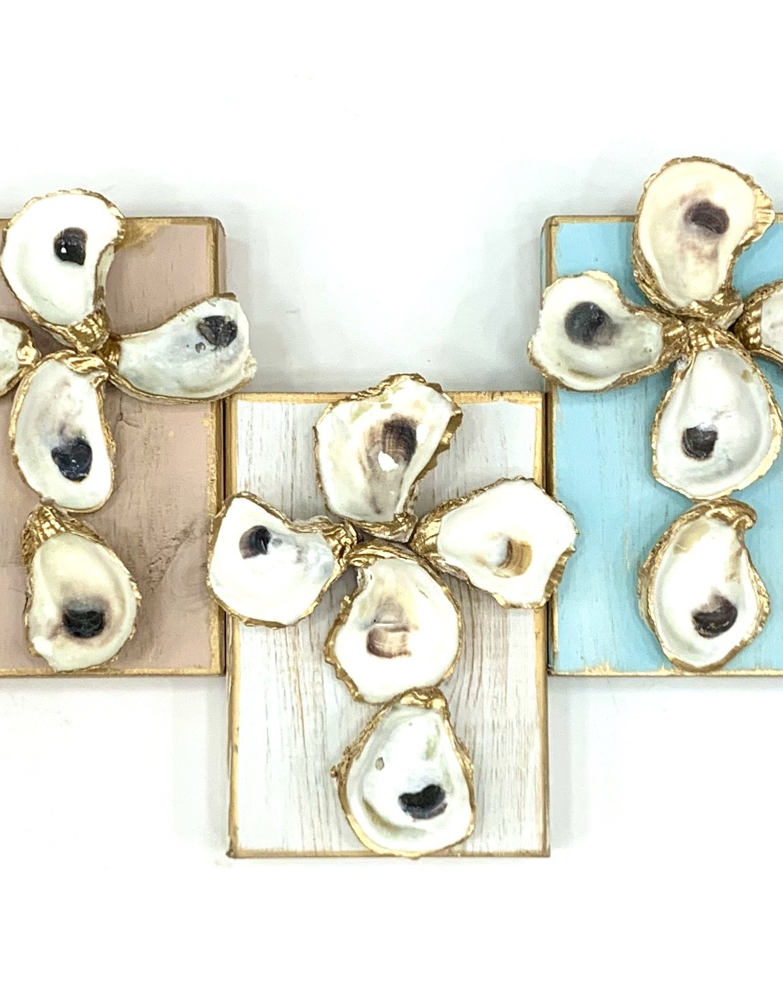 Bead Studio + Design Oyster Cross