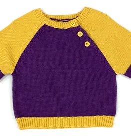 Zubels LSU Varsity Sweater