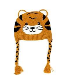 Zubels Tiger Knit Hat