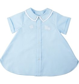 Feltman Brothers Layette Open Dress Daygown