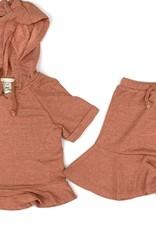 Hayden Los Angeles Coral Skirt Set