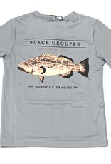 Prodoh Grouper Performance Tee