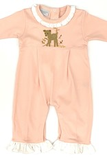 Squiggles Fawn Romper