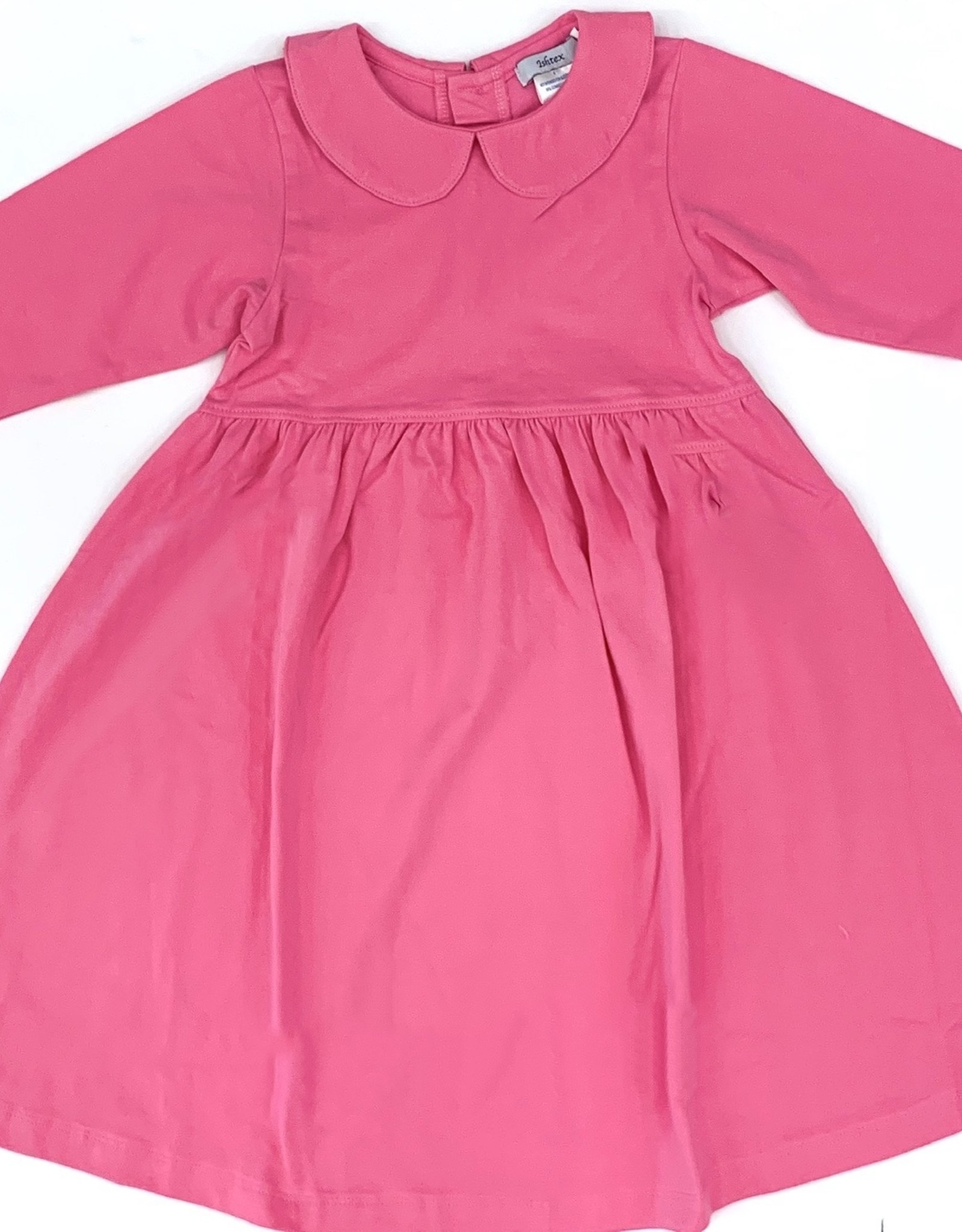 Ishtex Pink Empire Dress
