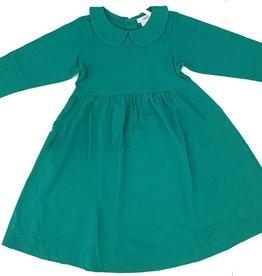 Ishtex Green Empire Dress