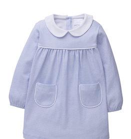 Little English Light Blue Evelyn Dress