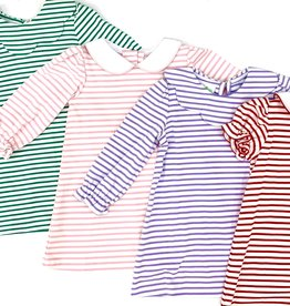Zuccini Louisa Knit Thin Stripe Dress