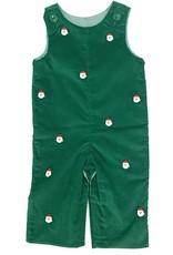 Zuccini Santa Green Cord Longall
