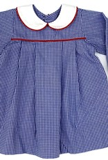 Remember Nguyen Royal Blue Israel Dress