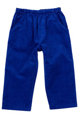 The Bailey Boys Royal Blue Cord Elastic Pants