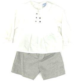 Sophie & Lucas Casual Grey Boy Set
