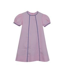 LullabySet Pink Pique Anytime Aline Dress