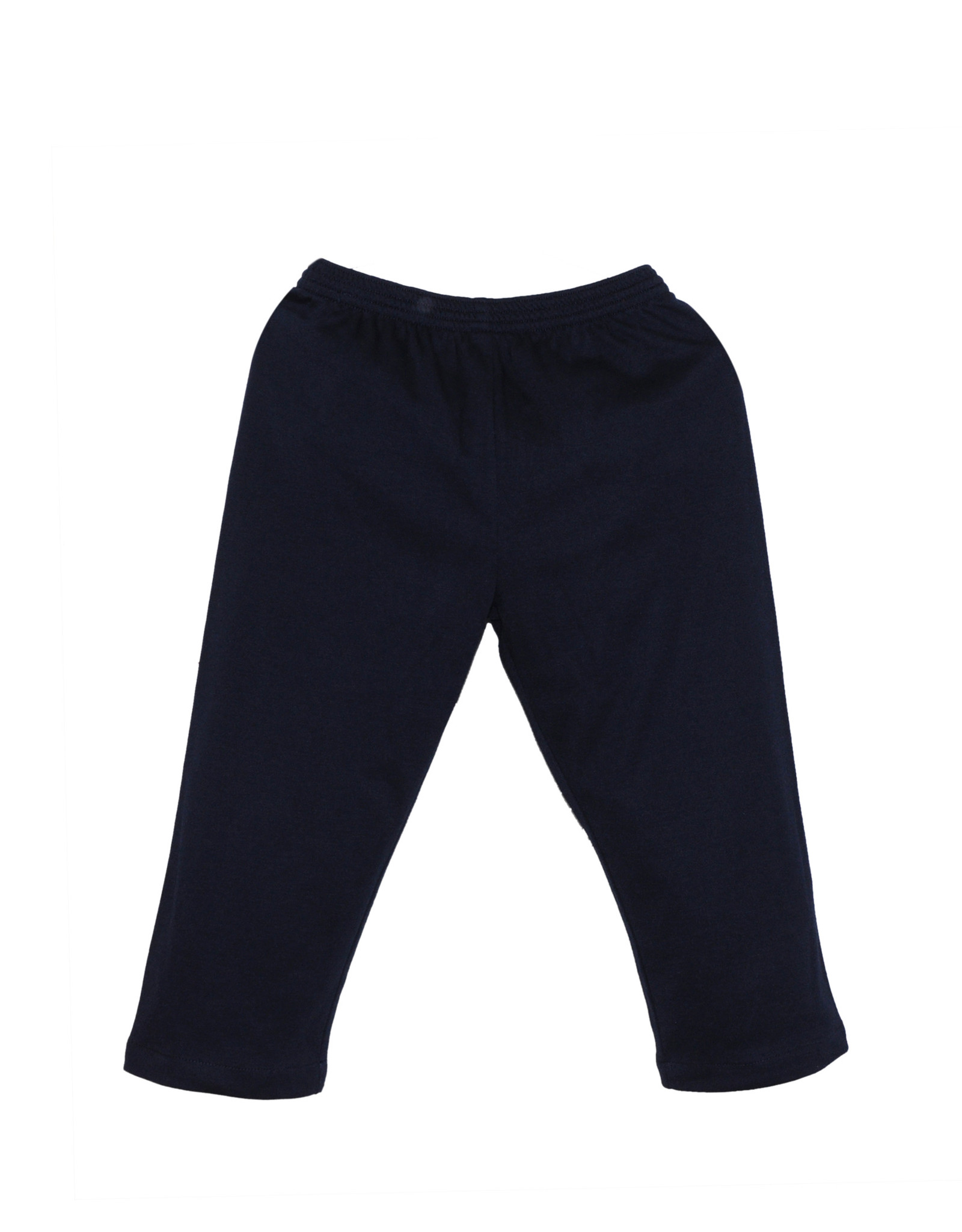 LullabySet Navy Knit Pant Set
