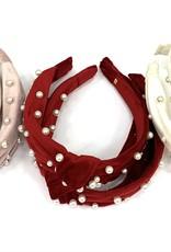 Bari Lynn Assortment Of Pearl Headband