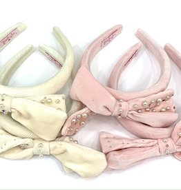 Bari Lynn Assortment Of Large Crystallized Headbands