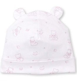 Kissy Kissy Pink Beary Believeable Hat