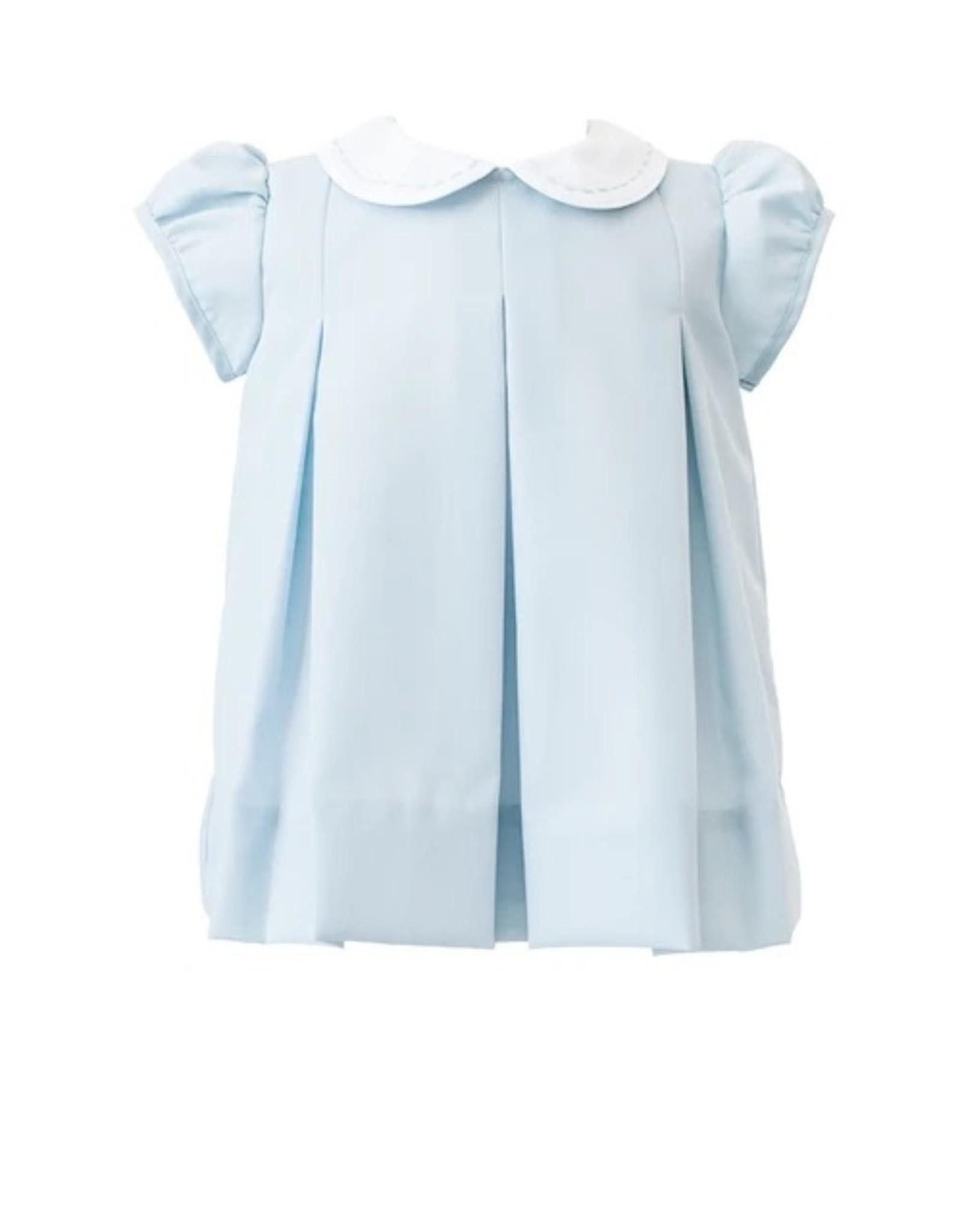 The Proper Peony Classic Pleat Dress