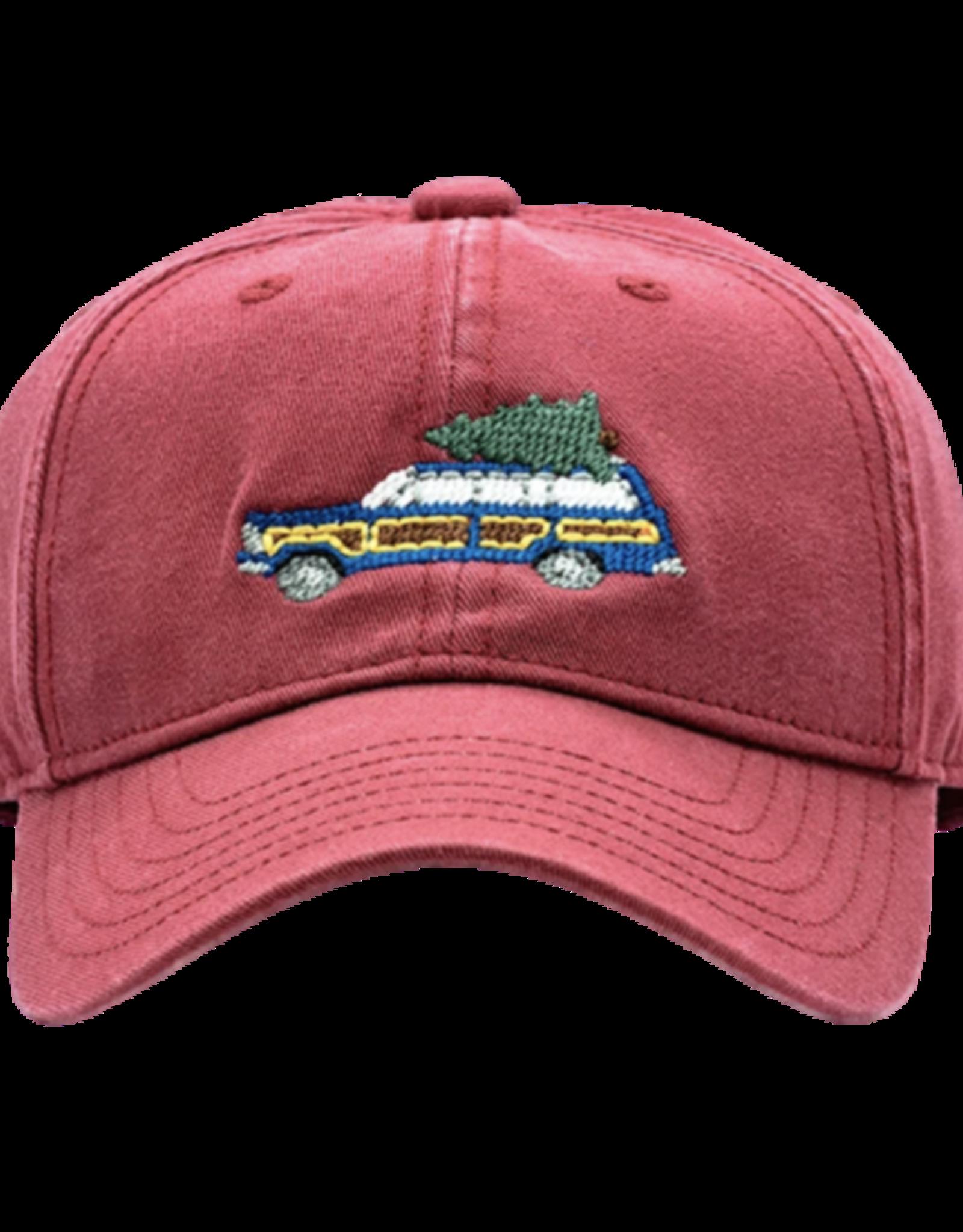 Harding Lane Holiday Wagonner Red Hat