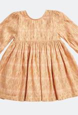 Pink Chicken Peach Amma Dress