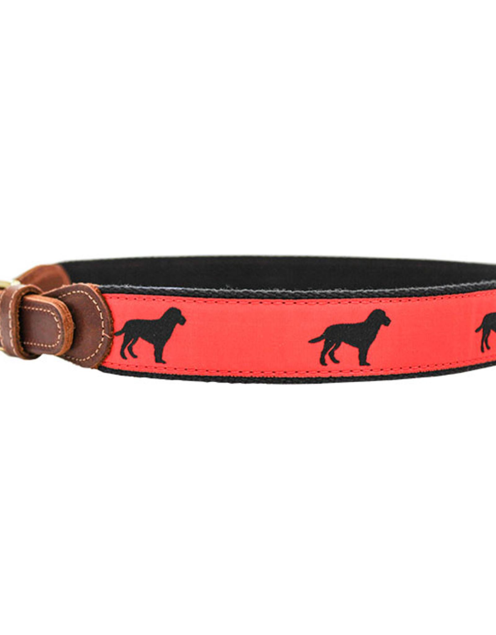The Bailey Boys Black Dog Belt