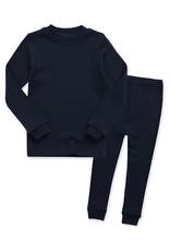 Vaenait Baby Rib Long Sleeve Pajamas