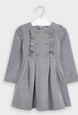 Mayoral Grey Sweater Dress