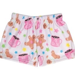 Iscream Christmas Plush Shorts