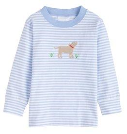 Little English Lab Applique T-Shirt