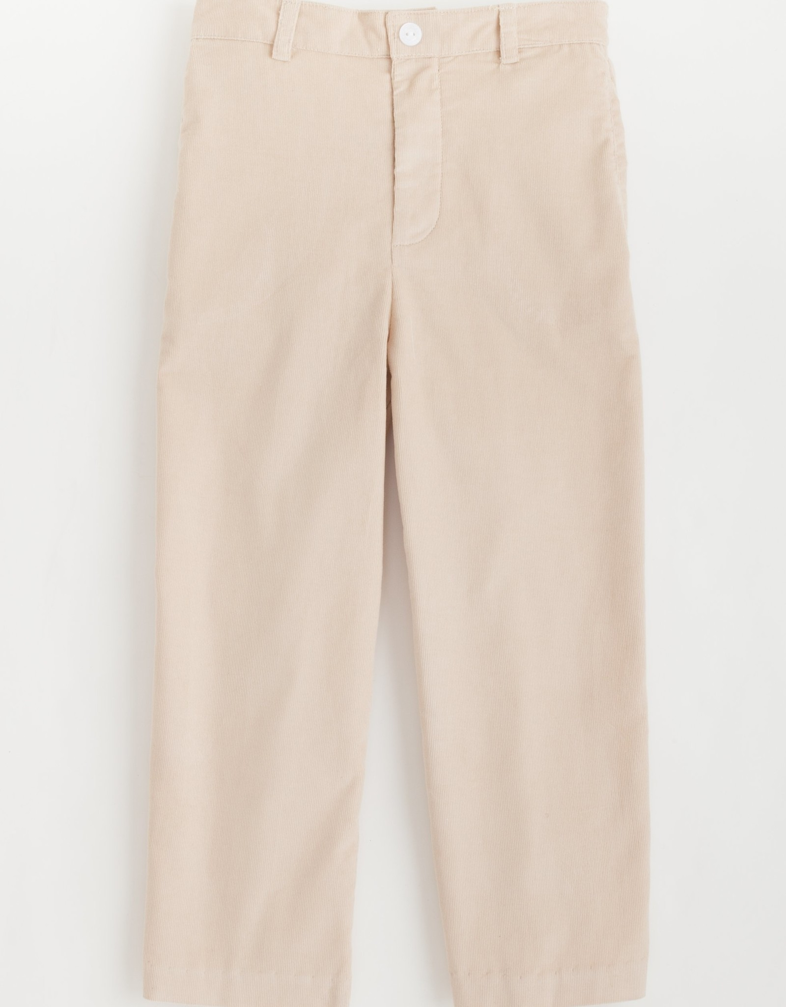 Little English Tan Corduroy Pull On Pant