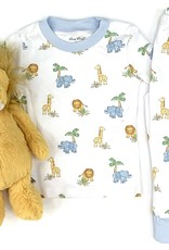 Kissy Kissy Animal Snug Pajama Set
