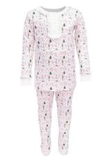 Lila and Hayes Alden Nutcracker Princess Pajamas