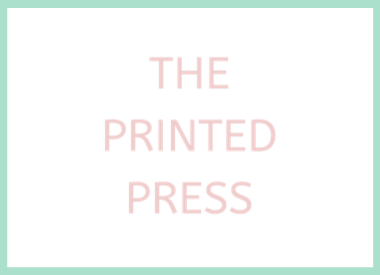 The Printed Press